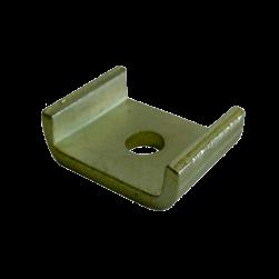 Plaque de verrouillage MPC lourde galvanisée à chaud