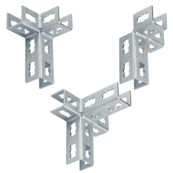 Equerre d'angle 3D MPR typeS+