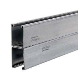 Rail d'installation MPR 41/124/2,5 H | 6640 | galvanisée à chaud