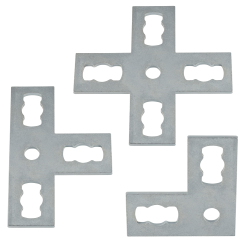 Equerre plate MPR typeS+