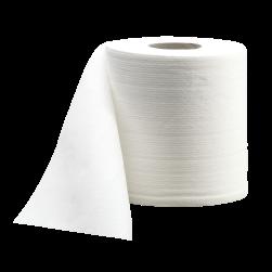 Rouleau de papier, blanc