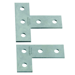 Equerre plate
