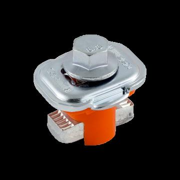 Bouton rapide MPR typeS+ électrozingué